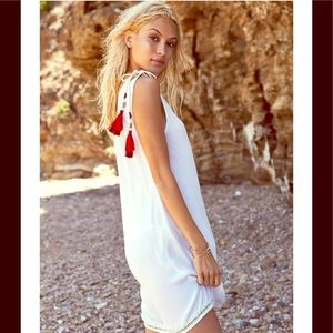 Lovers + Friends NWT 'Lost At Sea' Dress in White